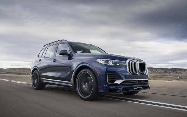 2022 BMW XB7