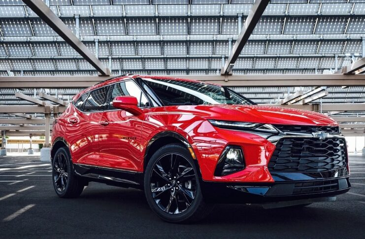 2022 Chevy Blazer turbo rs