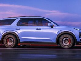 2022 Hyundai Palisade hybrid