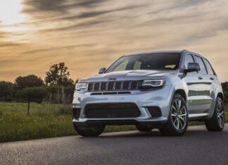 2022 Jeep Grand Cherokee Trackhawk hennessey