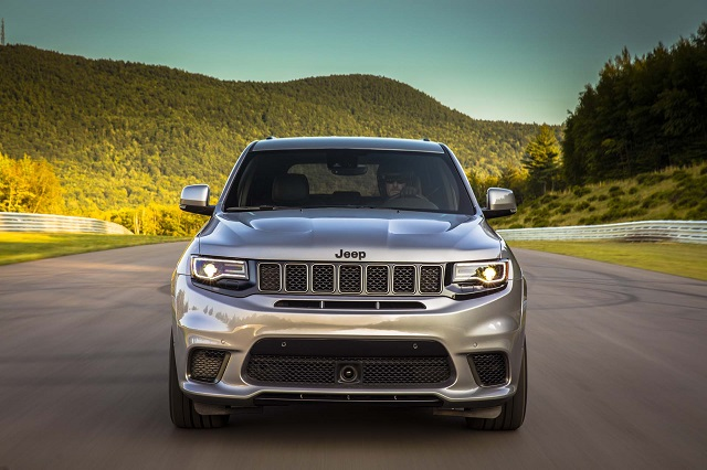 2022 Jeep Grand Cherokee Trackhawk