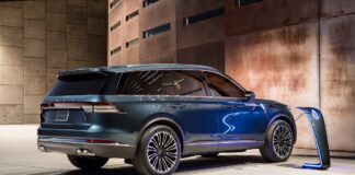 2022 Lincoln Aviator phev