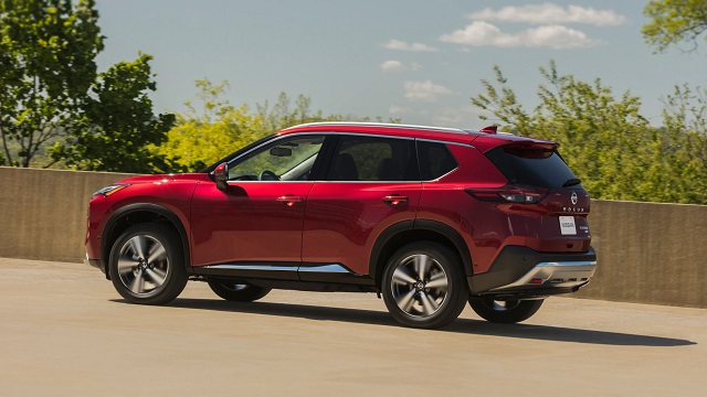 2022 Nissan Rogue Hybrid price