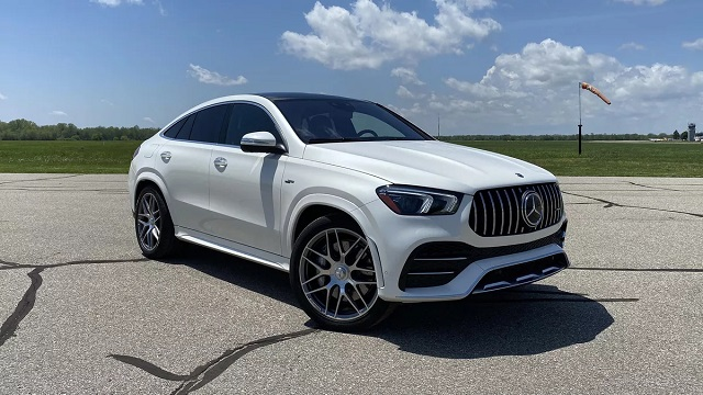 2022 Mercedes-Benz GLE coupe