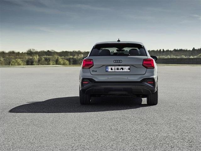 2022 Audi Q2 changes