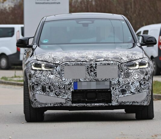 2022 BMW X4 Facelift