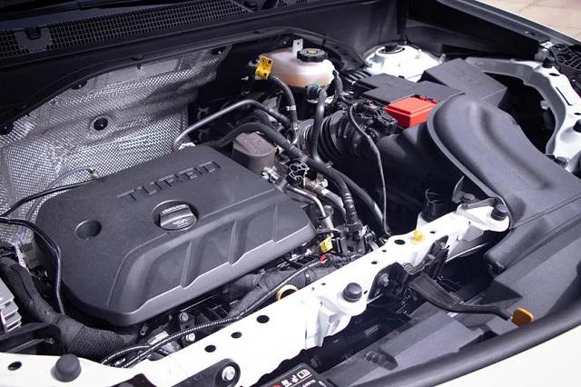 2022 Buick Encore specs