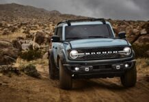 2022 Ford Bronco Raptor