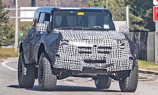 2022 Ford Bronco and Bronco Raptor