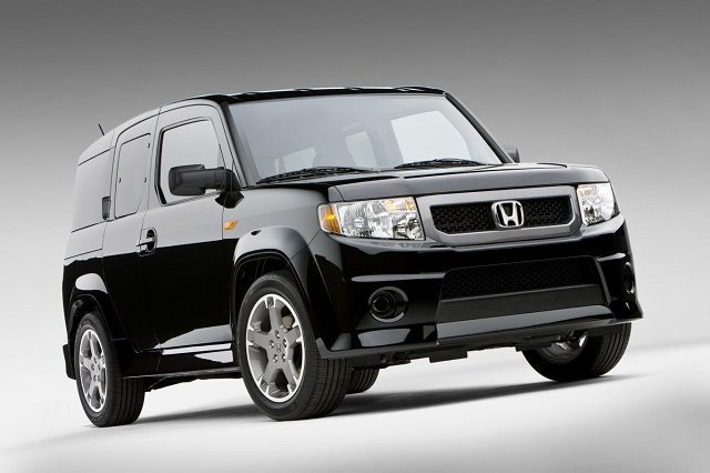 2022 Honda Element