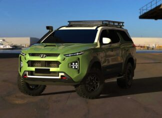 2022 Hyundai Terracan