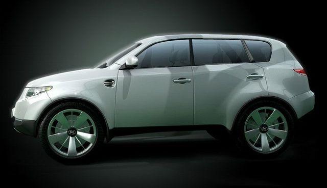 2022 Hyundai Terracan concept