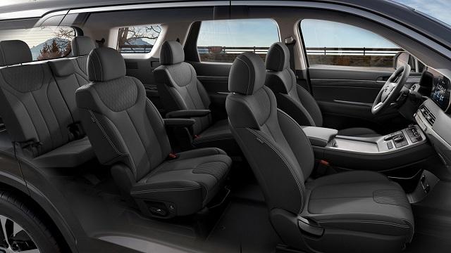 2022 Hyundai Terracan seven seater