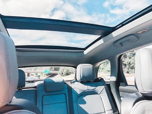 2022 Lincoln Corsair interior