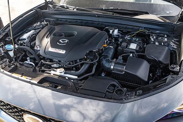 2022 Mazda CX-30 turbo