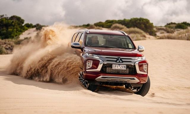 2022 Mitsubishi Pajero Sport release date