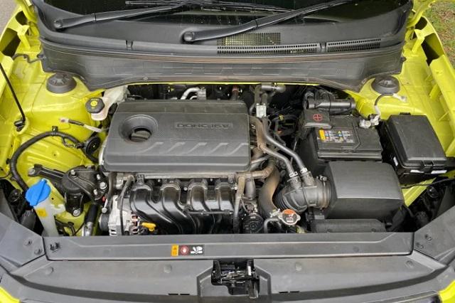 2022 Hyundai Venue specs