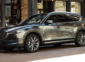 2022 Mazda CX-7 changes