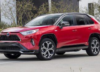 2022 Toyota RAV4 Prime Price
