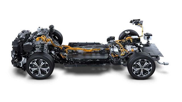 2022 Toyota RAV4 Prime specs