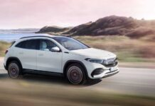 2022 Mercedes-Benz EQA price