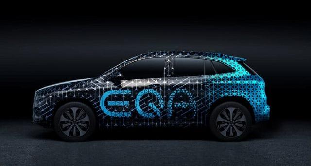 2022 Mercedes-Benz EQA suv