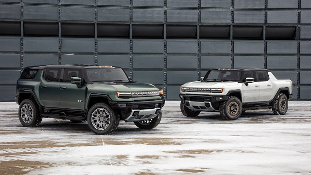 2023 GMC Hummer SUV release date