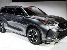 2023 Toyota Highlander prime