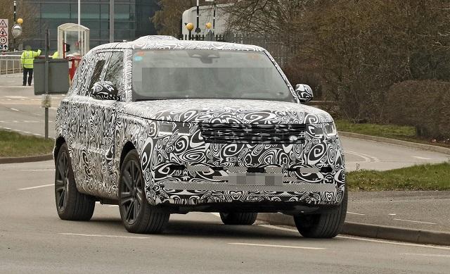 all new 2023 Range Rover Sport