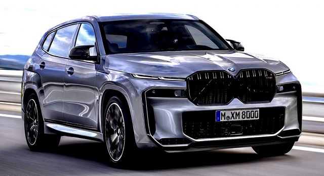will there be 2022 BMW X8