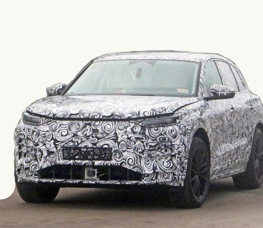 2023 Audi Q5 spy photos