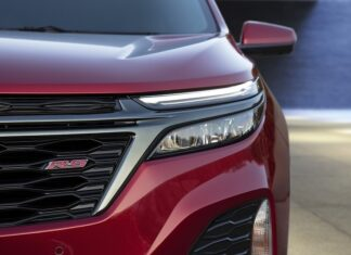 2023 Chevy Equinox rs