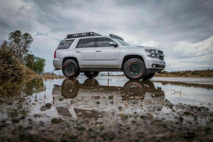 2023 Chevy Tahoe z71