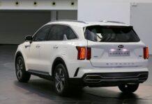 2023 Kia Sorento facelift