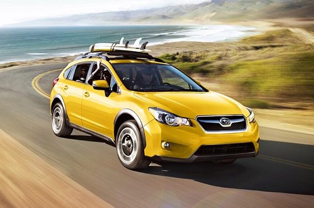 2023 Subaru Crosstrek release date