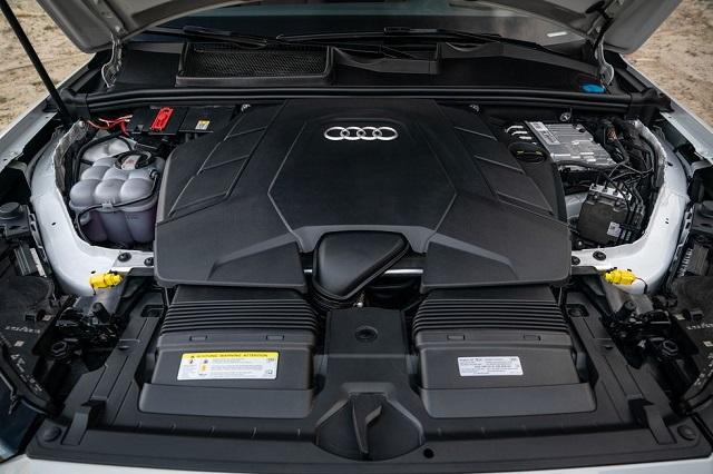 2023 Audi Q7 tfsi