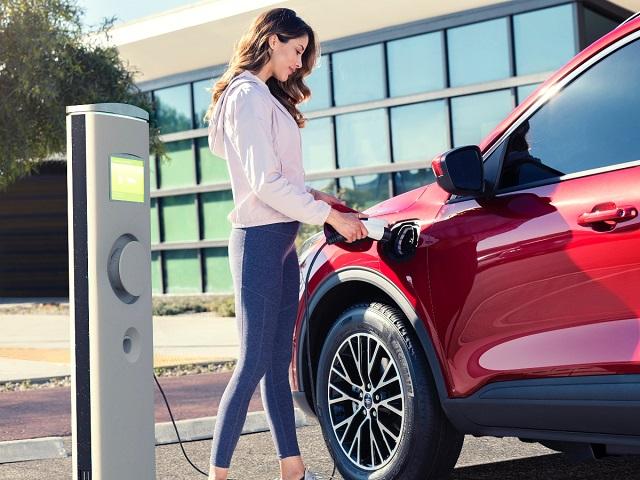 2023 Ford Escape Plug-In Hybrid