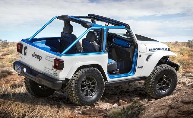 2023 Jeep Wrangler ev