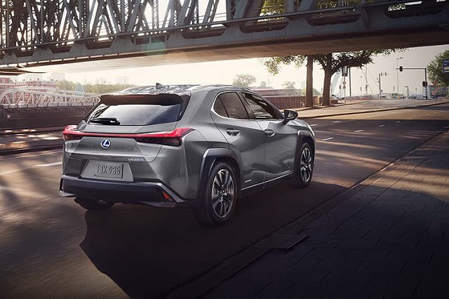 2023 Lexus UX Hybrid