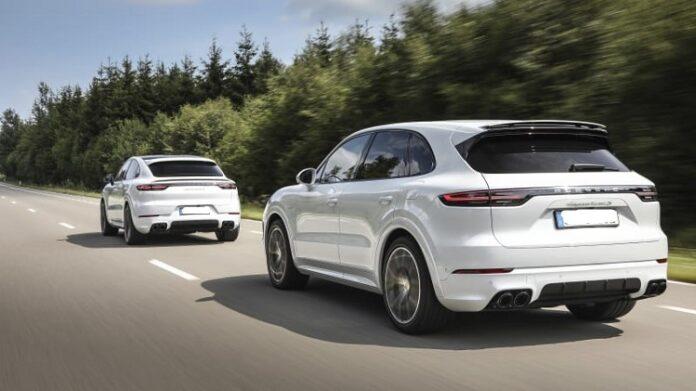 2023 Porsche Cayenne release date
