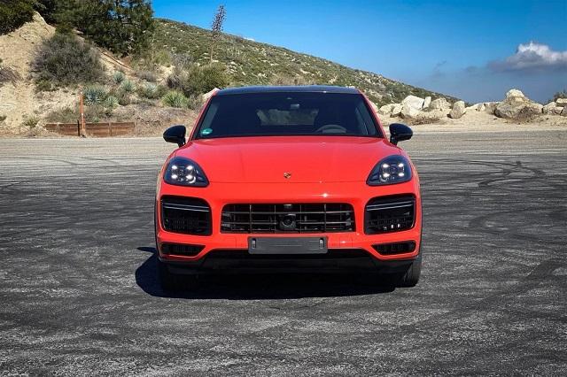 2023 Porsche Cayenne turbo s