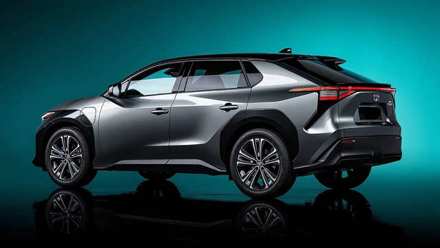 2023 Toyota RAV4 Refresh