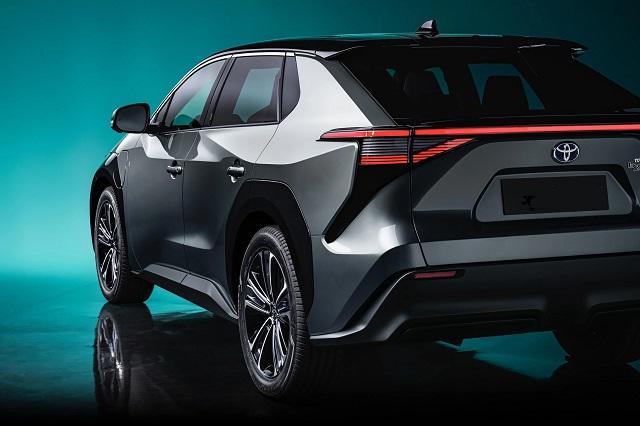 2023 Toyota RAV4 concept