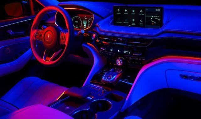 2023 Acura MDX Hybrid interior