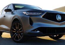 2023 Acura MDX Hybrid specs