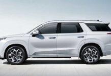 2023 Hyundai Palisade colors