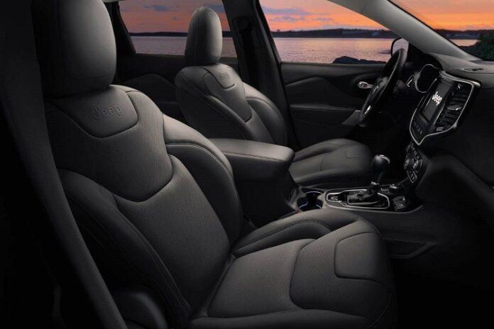 2023 Jeep Cherokee latitude lux