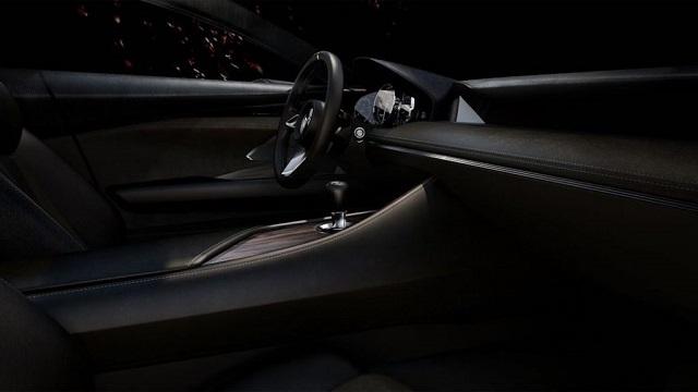 2023 Mazda CX-9 interior