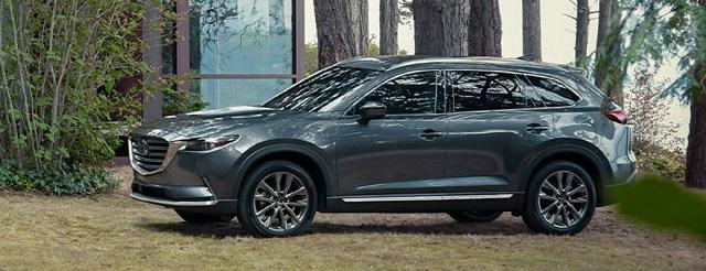 2023 Mazda CX-9 release date