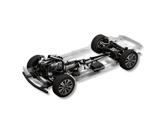 2023 Mazda CX-9 straight six